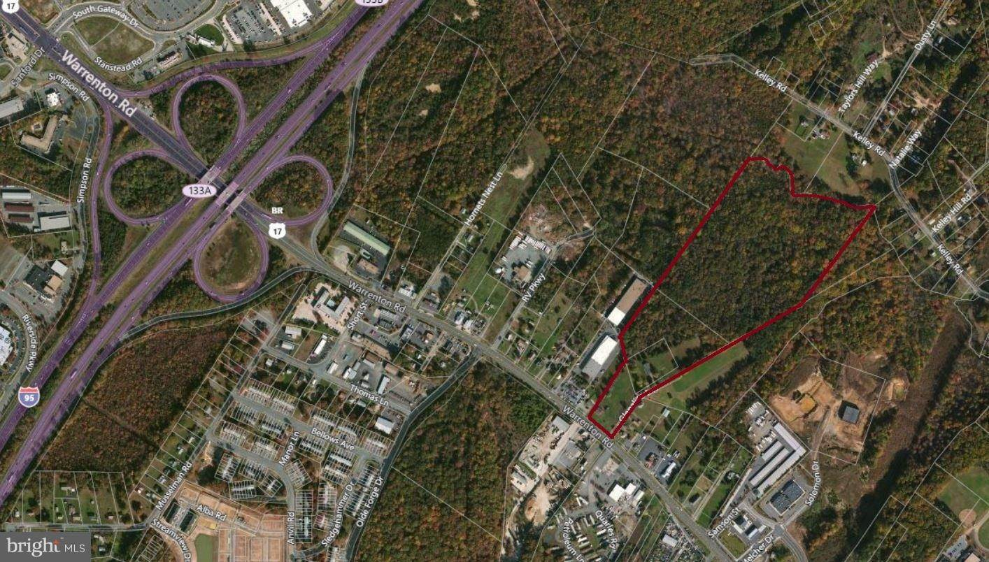 Land for Sale at Fredericksburg, Virginia, 22405 United States