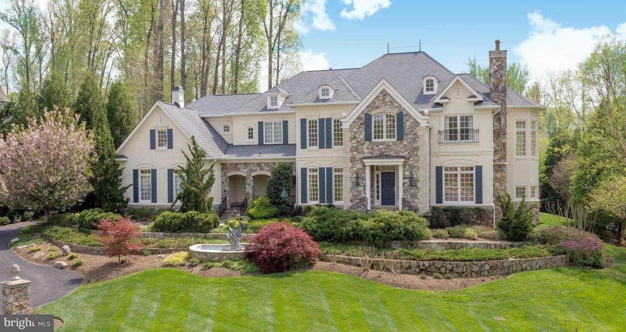 Single Family Homes at McLean, Virginia, 22102 United States