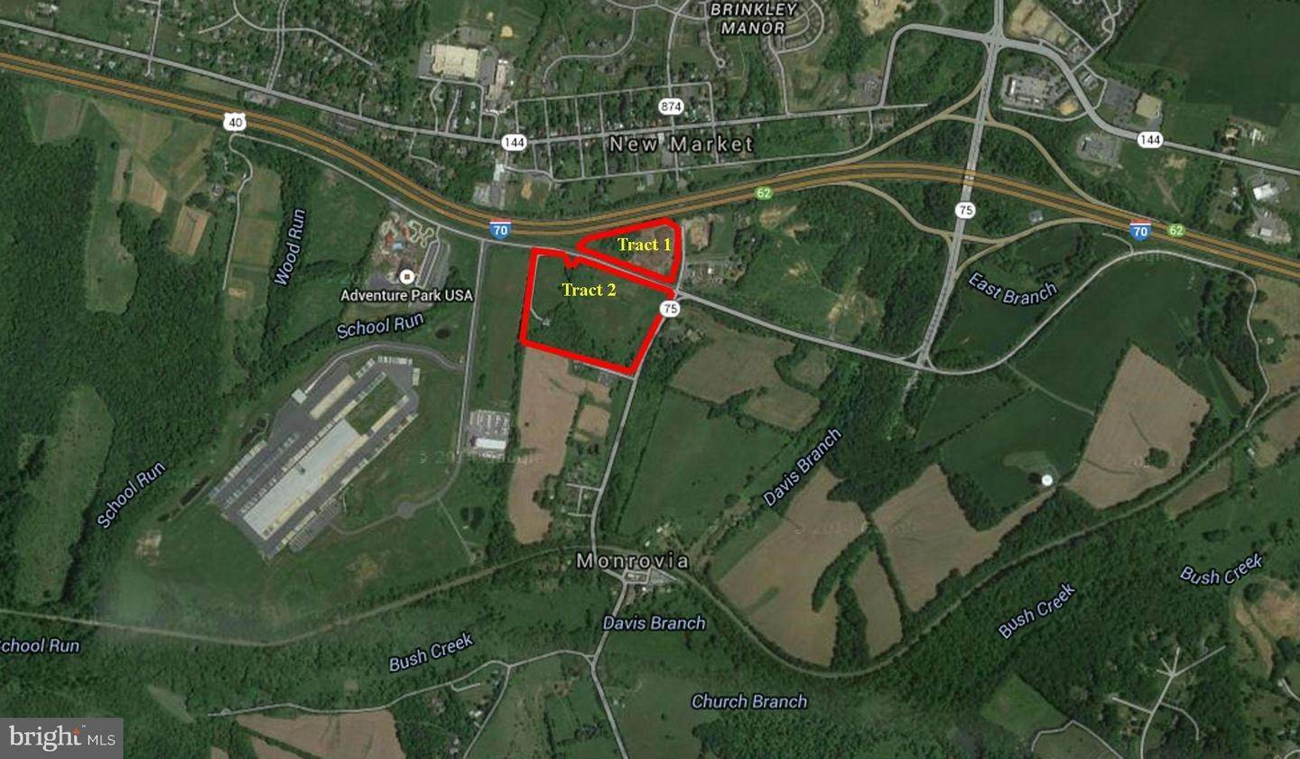 Land for Sale at Monrovia, Maryland, 21770 United States