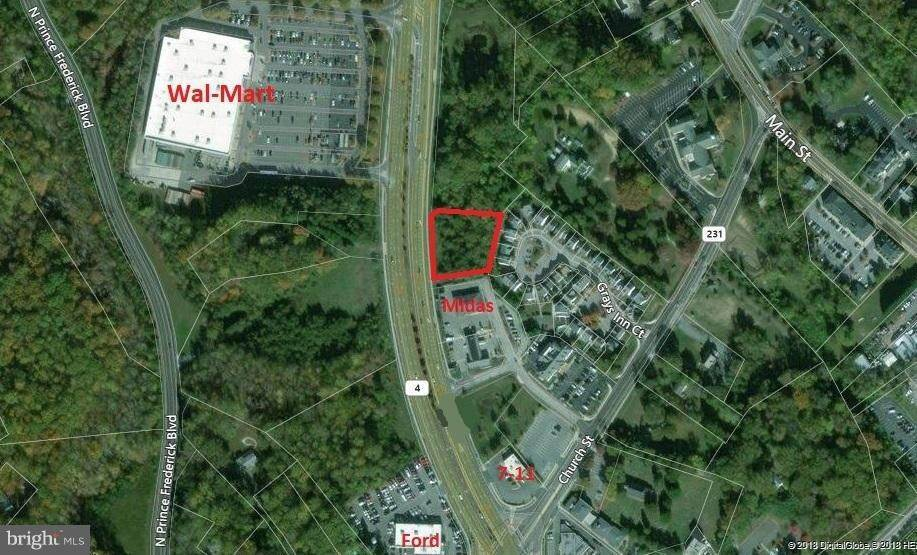 Land for Sale at Prince Frederick, Maryland, 20678 United States