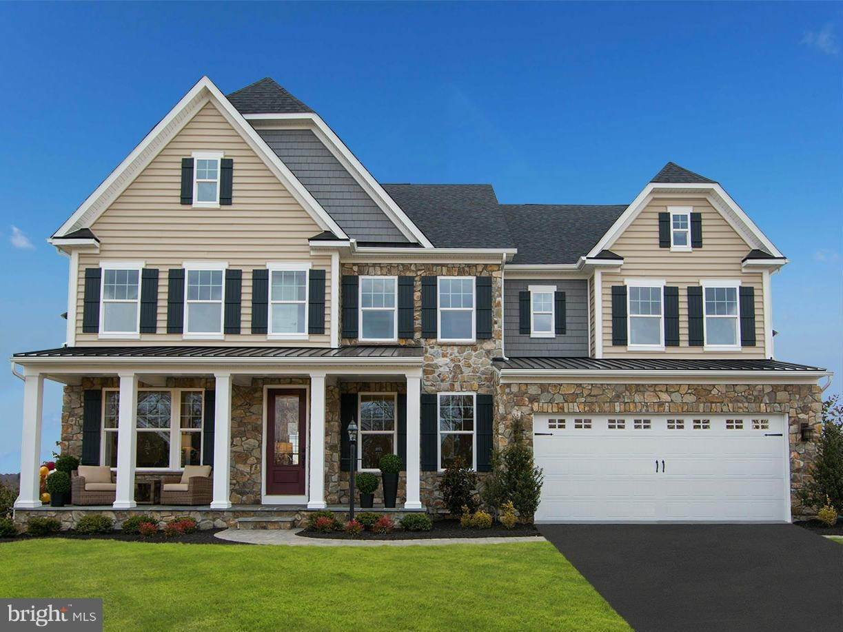 Single Family Homes for Sale at Fulton, Maryland, 20759 United States