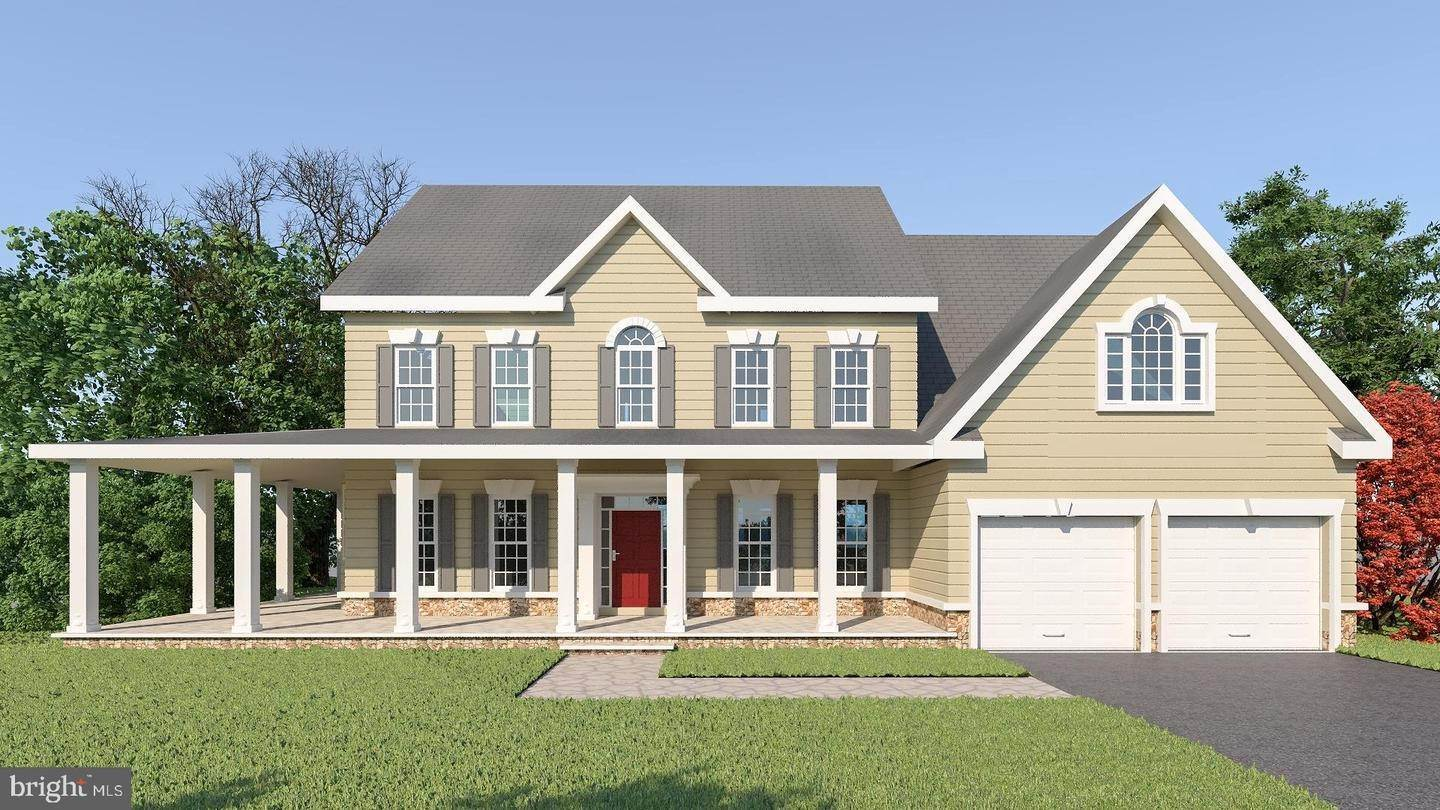 Single Family Homes for Sale at Woodbine, Maryland, 21797 United States
