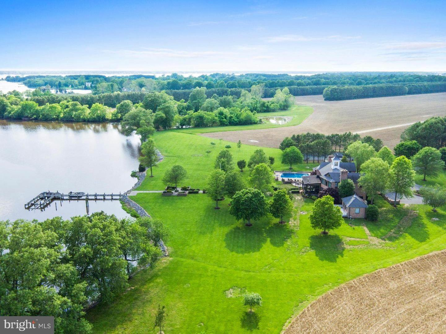 Farm for Sale at Easton, Maryland, 21601 United States