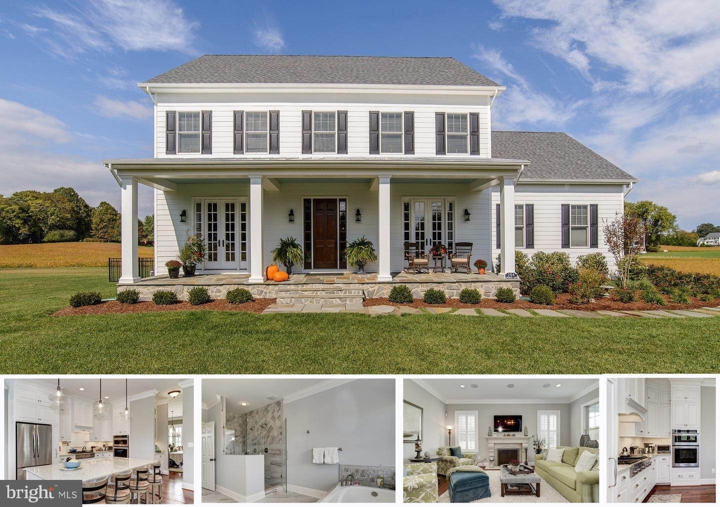 Single Family Homes for Sale at Harwood, Maryland, 20776 United States