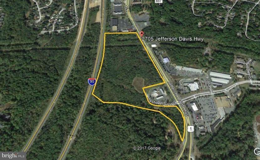 Land for Sale at Jefferson Davis &Amp; Austin Park Drive Jefferson Davis & Austin Park Drive, Stafford, Virginia, 22554 United States