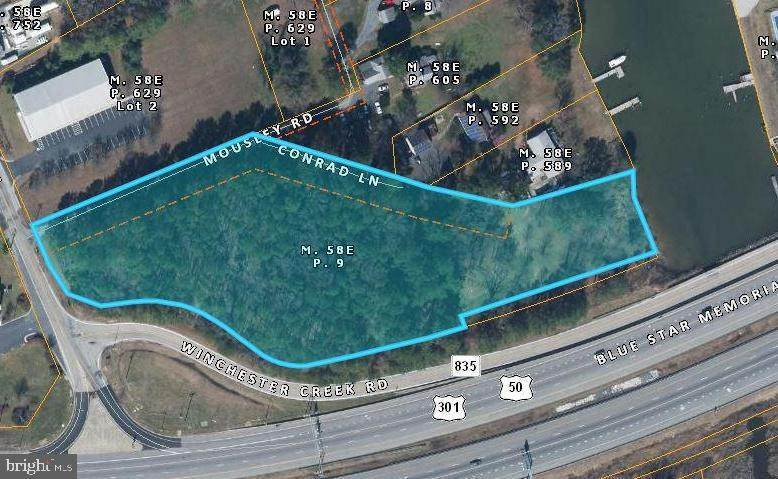 Land for Sale at Grasonville, Maryland, 21638 United States