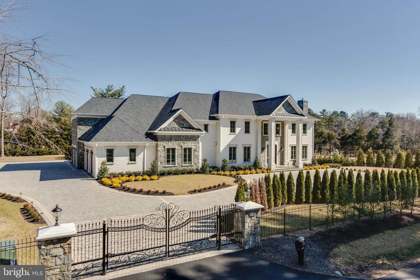 Single Family Homes at McLean, Virginia, 22101 United States