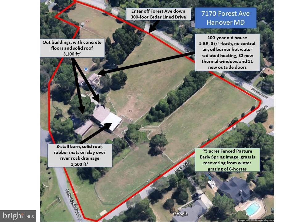 Land for Sale at Hanover, Maryland, 21076 United States