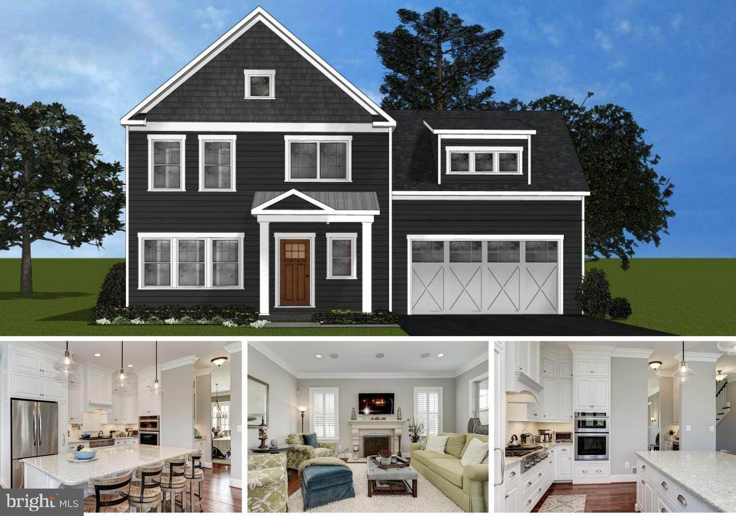Single Family Homes por un Venta en North Beach, Maryland, 20714 Estados Unidos