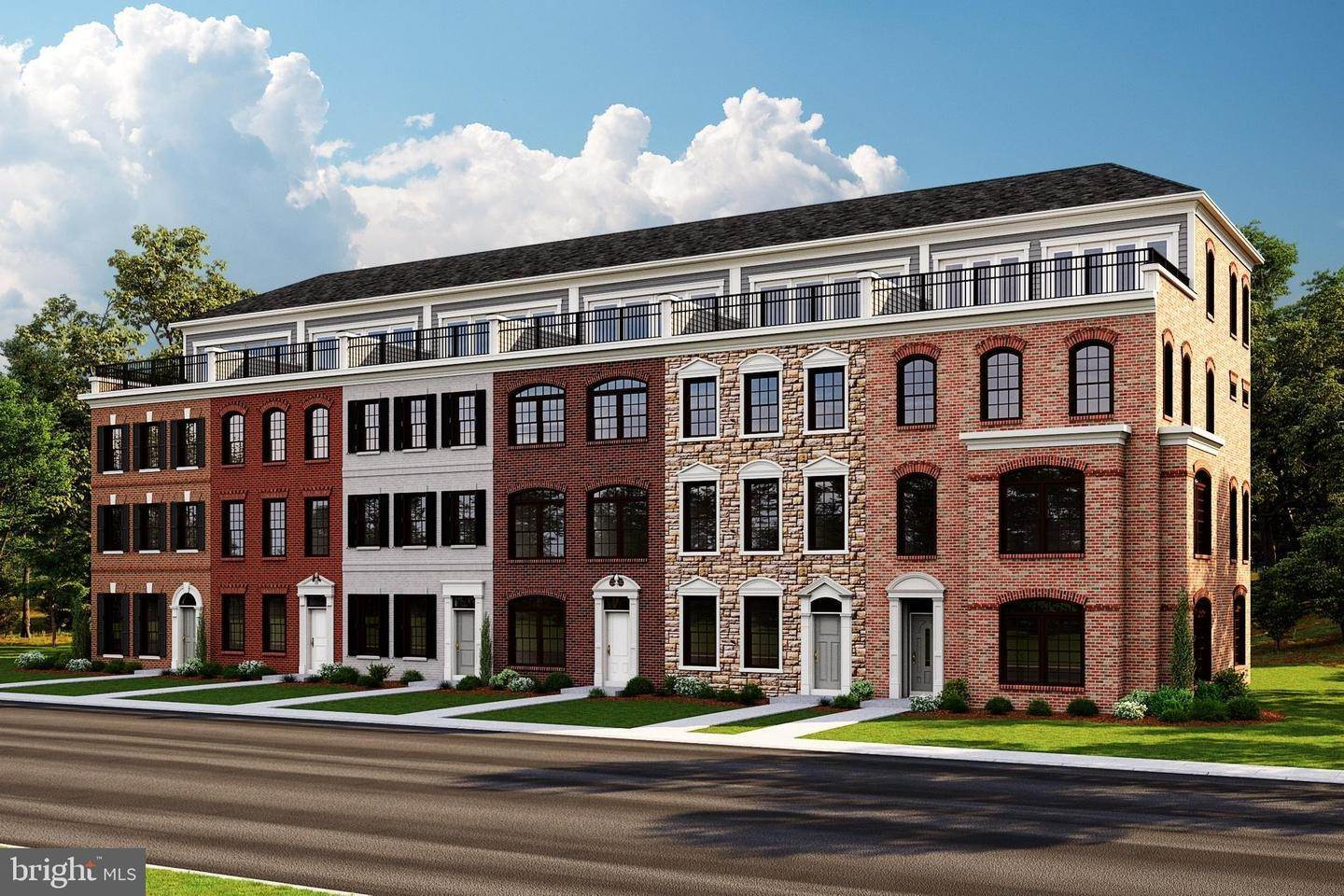 Single Family Homes por un Venta en National Harbor, Maryland, 20745 Estados Unidos