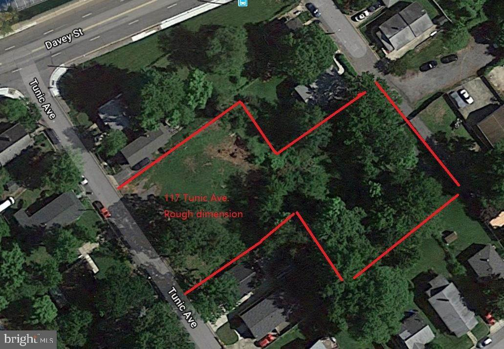 Land for Sale at Capitol Heights, Maryland, 20743 United States