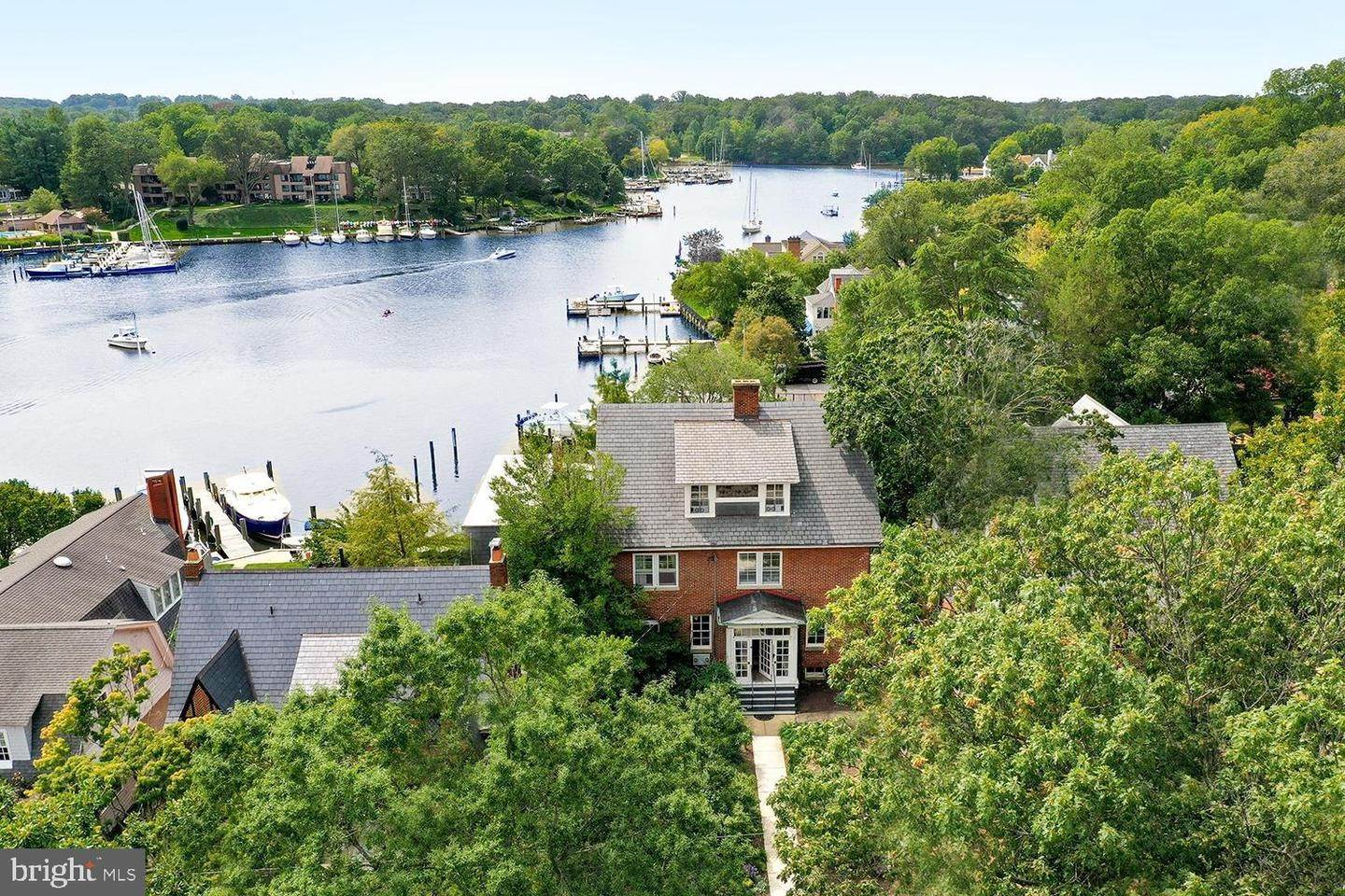 Single Family Homes for Sale at Annapolis, Maryland, 21401 United States