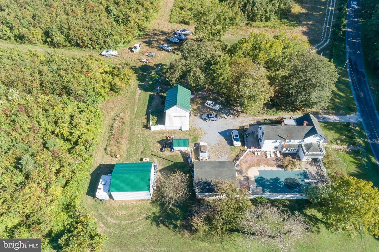 Farm for Sale at Federalsburg, Maryland, 21632 United States