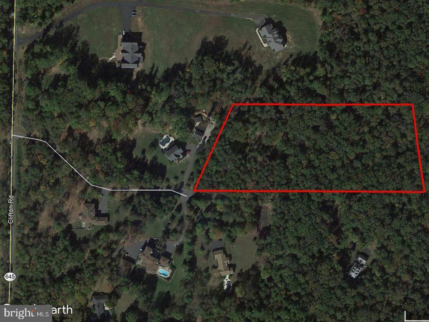 Land for Sale at Clifton, Virginia, 20124 United States