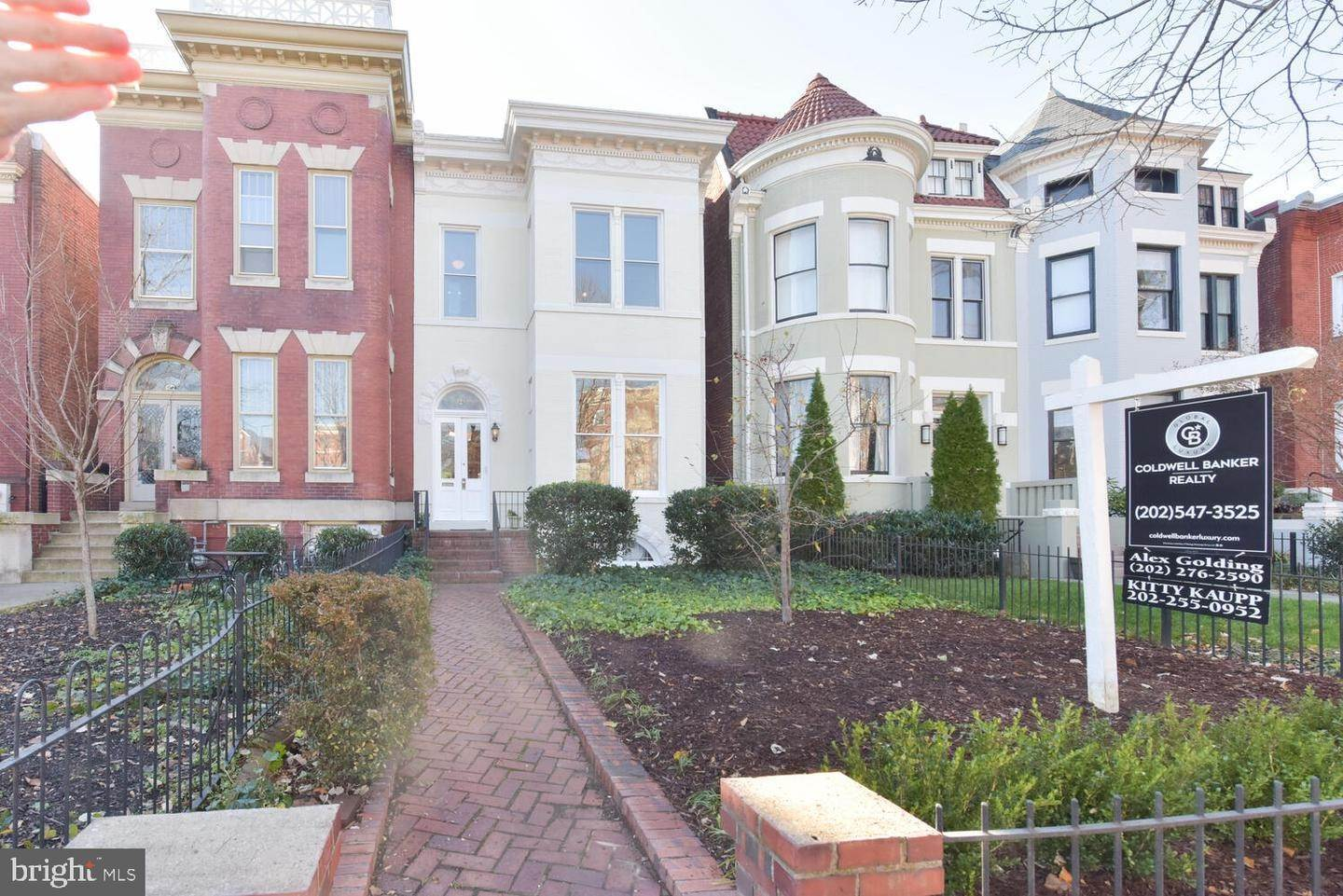 Single Family Homes for Sale at Capitol Hill, Washington, District Of Columbia, 20002 United States