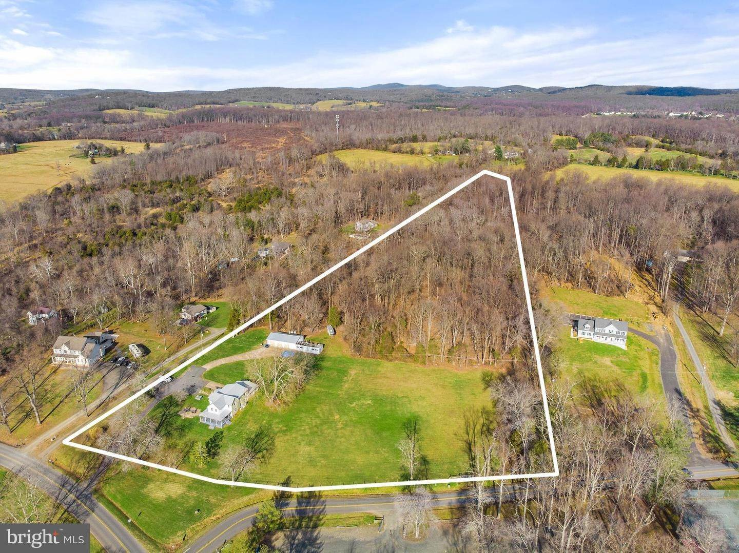 Land for Sale at Warrenton, Virginia, 20187 United States