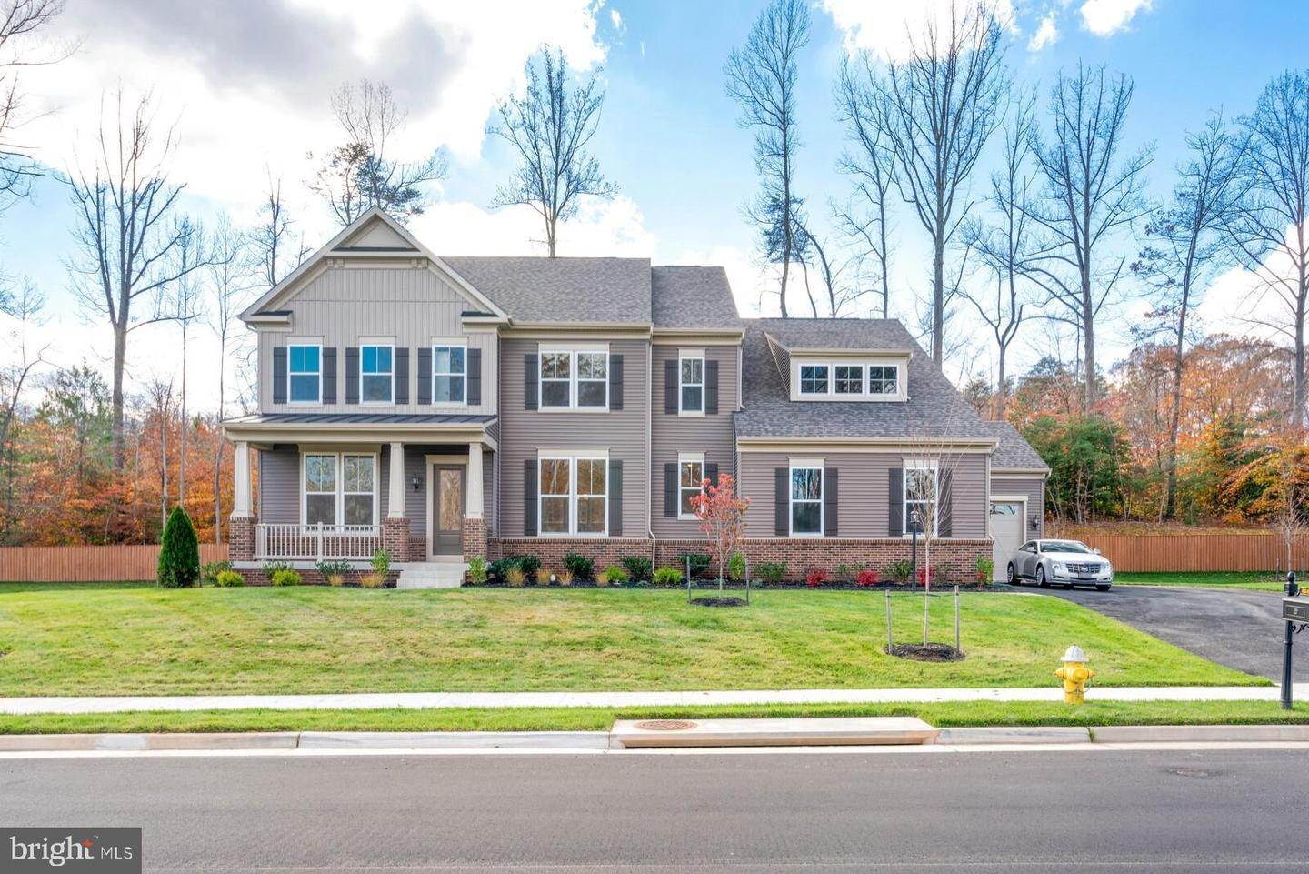 Single Family Homes for Sale at Manassas, Virginia, 20112 United States