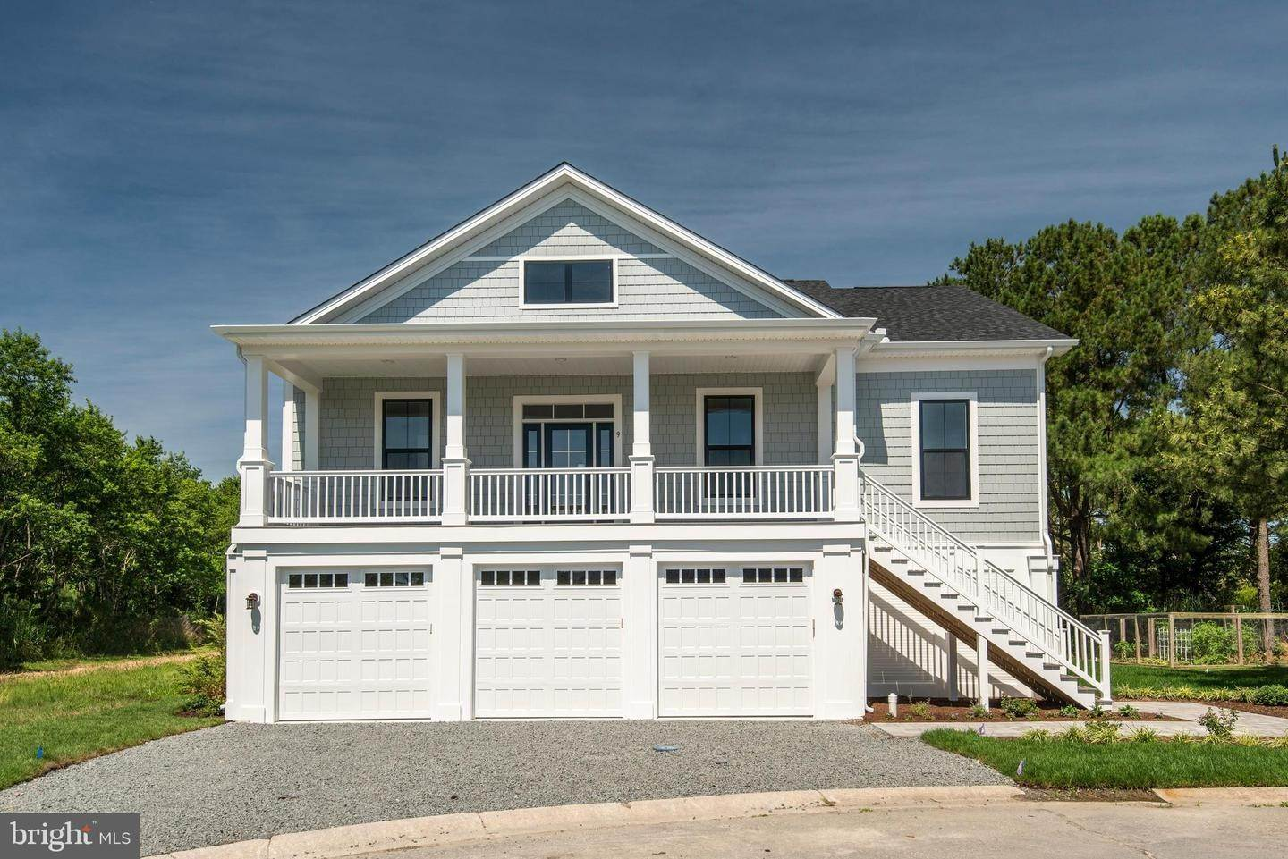Single Family Homes for Sale at Ocean View, Delaware, 19970 United States