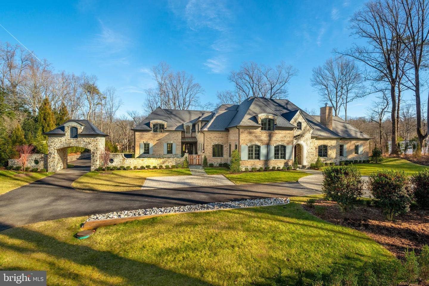 Single Family Homes for Sale at McLean, Virginia, 22101 United States