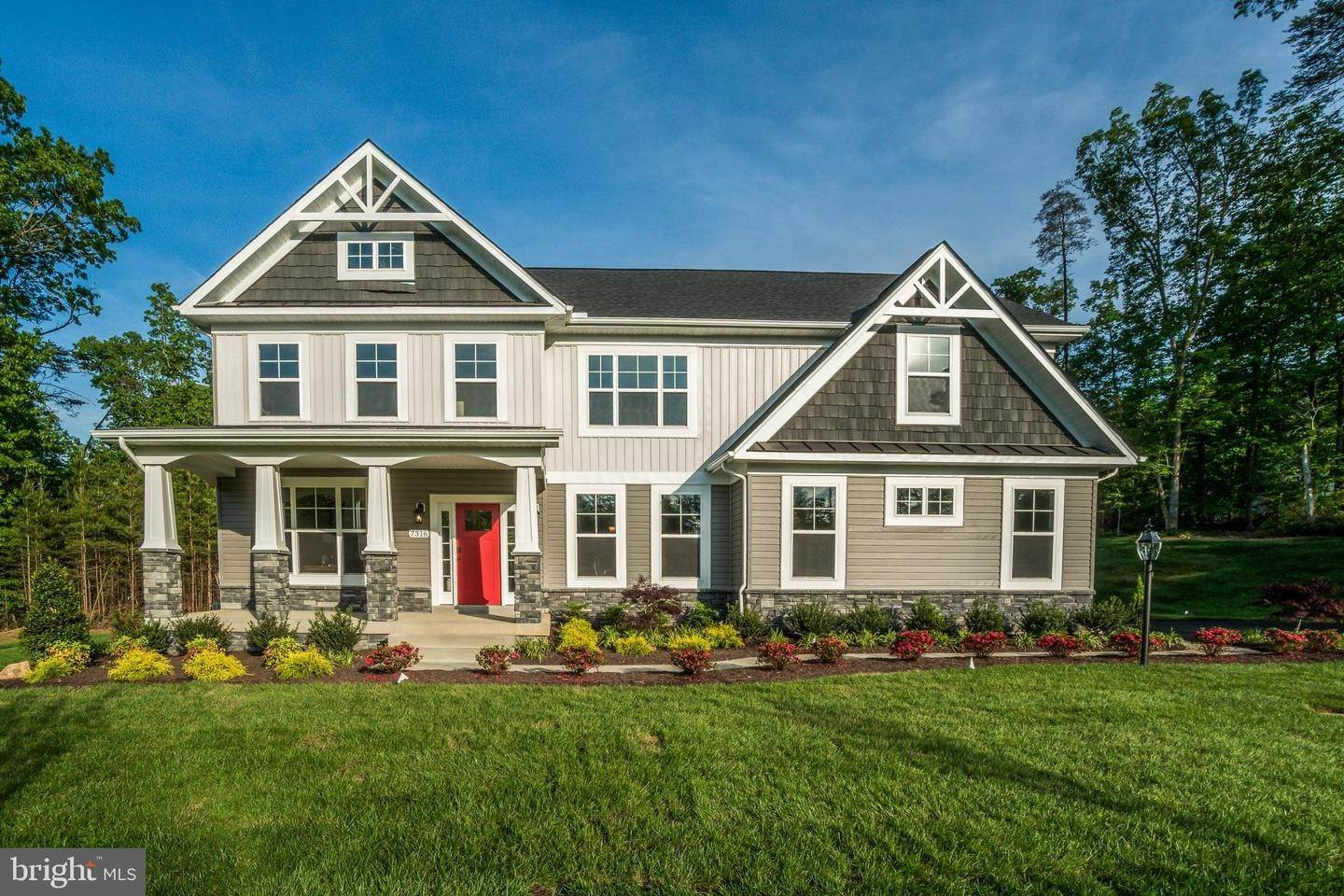 Single Family Homes pour l Vente à Stafford, Virginia, 22556 États-Unis