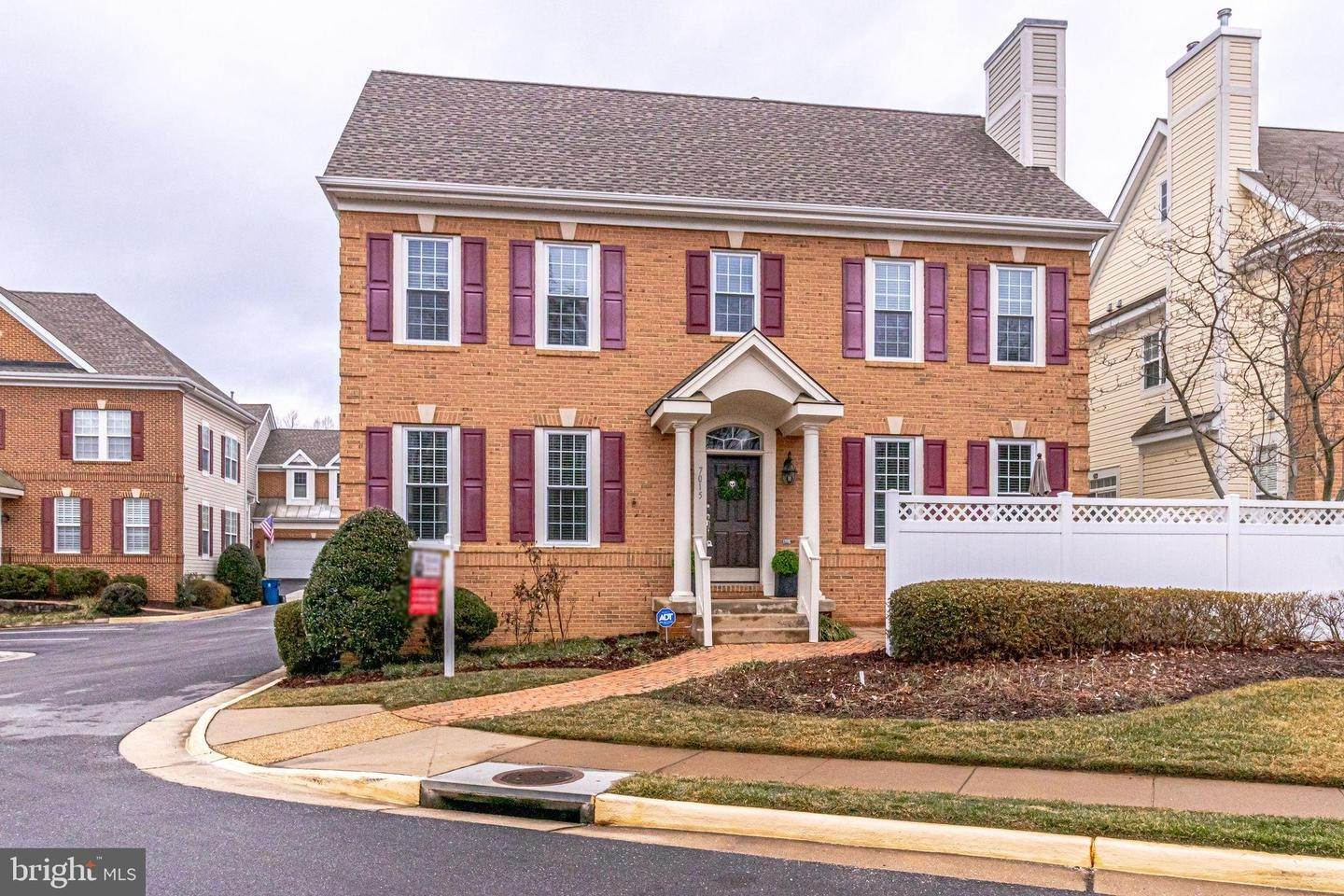 Single Family Homes for Sale at Fort Belvoir, Virginia, 22060 United States