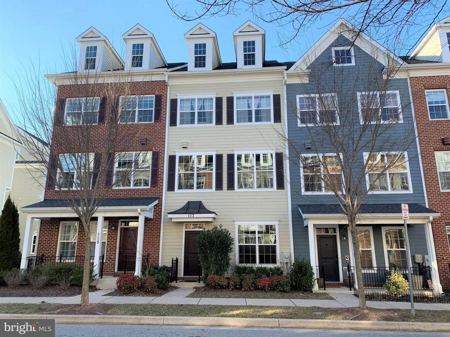Single Family Homes por un Venta en Towson, Maryland, 21286 Estados Unidos