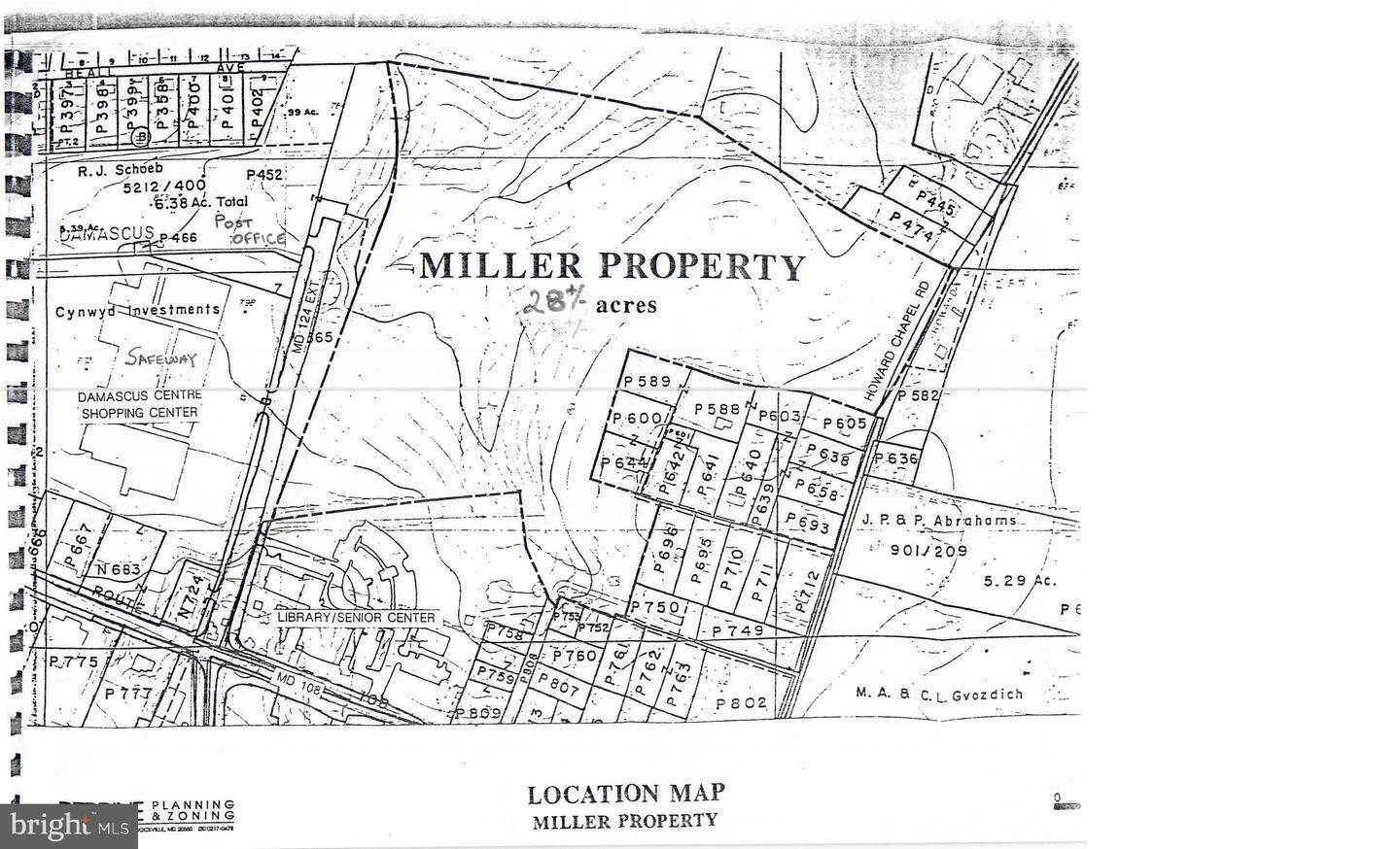 Land for Sale at Brookeville, Maryland, 20833 United States
