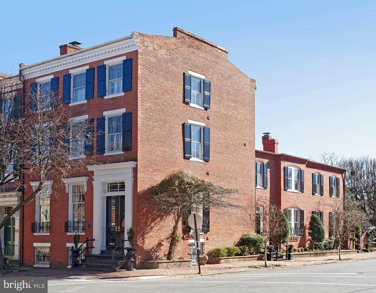 Single Family Homes for Sale at Old Town, Alexandria, Virginia, 22314 United States