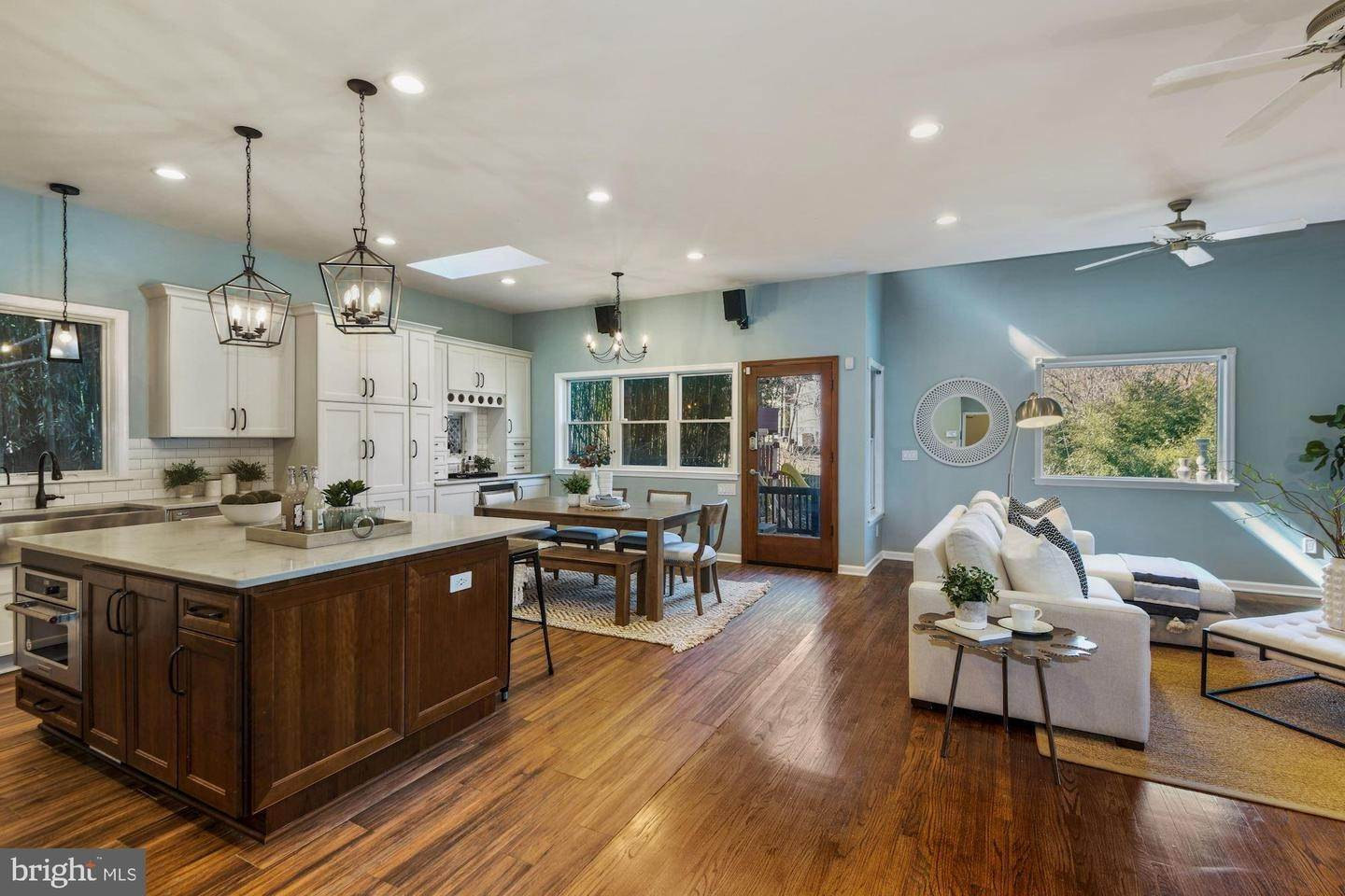 Single Family Homes for Sale at Takoma Park, Maryland, 20912 United States