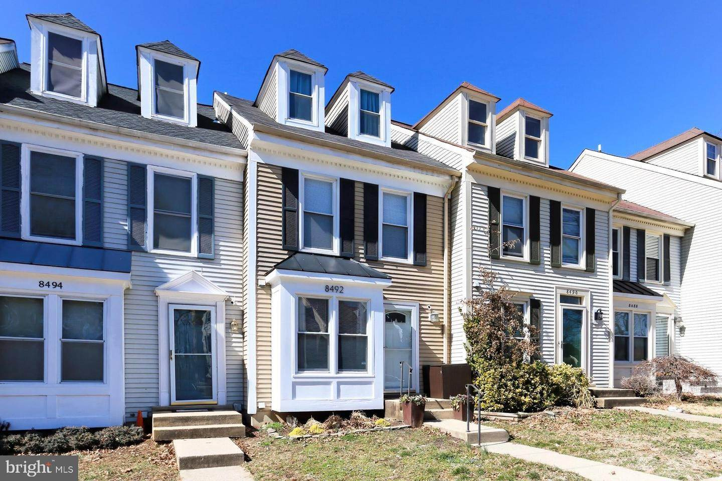 Single Family Homes for Sale at Springfield, Virginia, 22153 United States