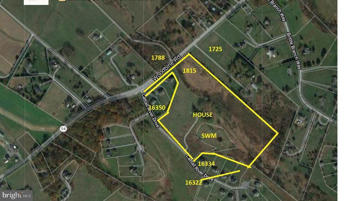 Land for Sale at Woodbine, Maryland, 21797 United States