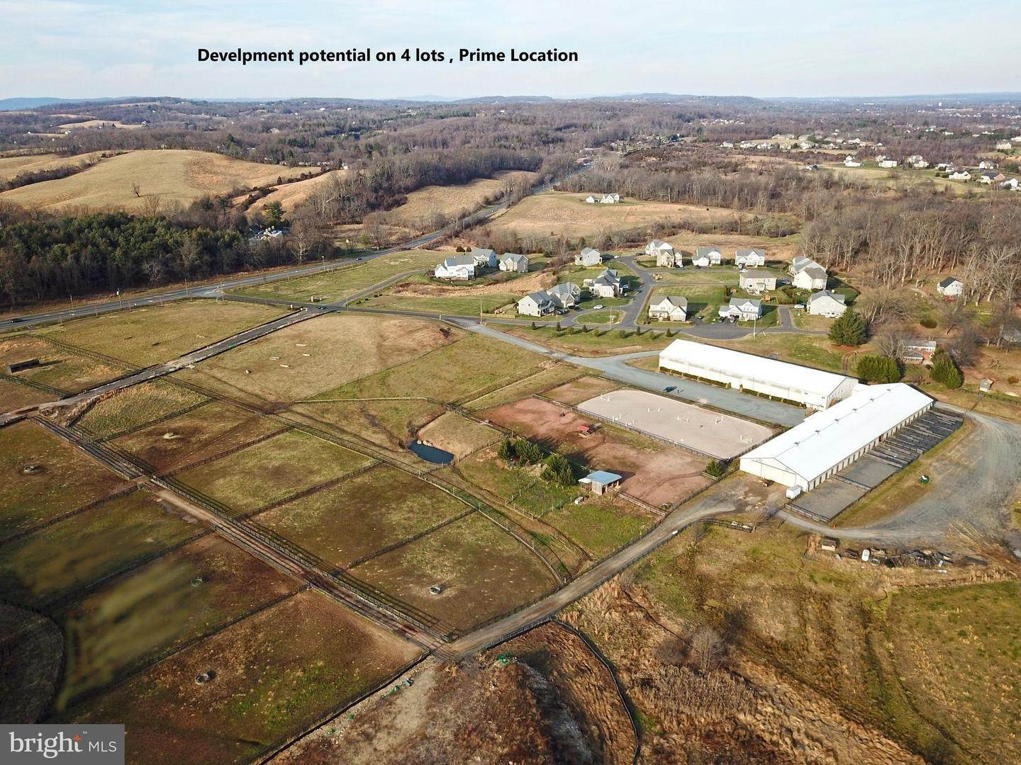 Farm for Sale at Leesburg, Virginia, 20175 United States