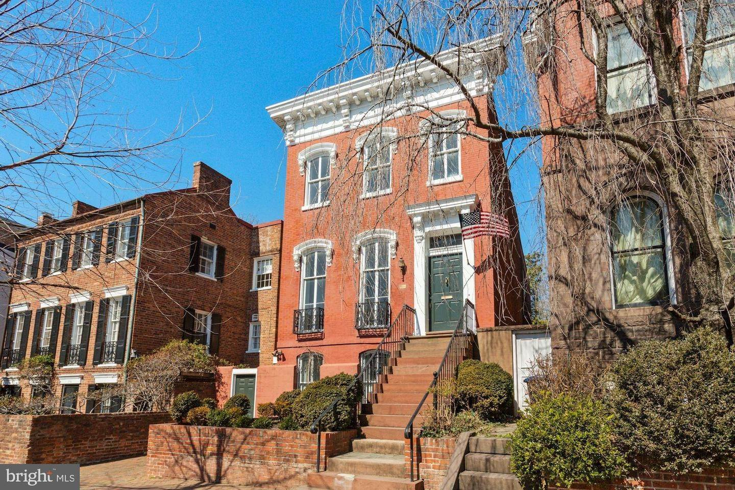 Single Family Homes for Sale at Georgetown, Washington, District Of Columbia, 20007 United States