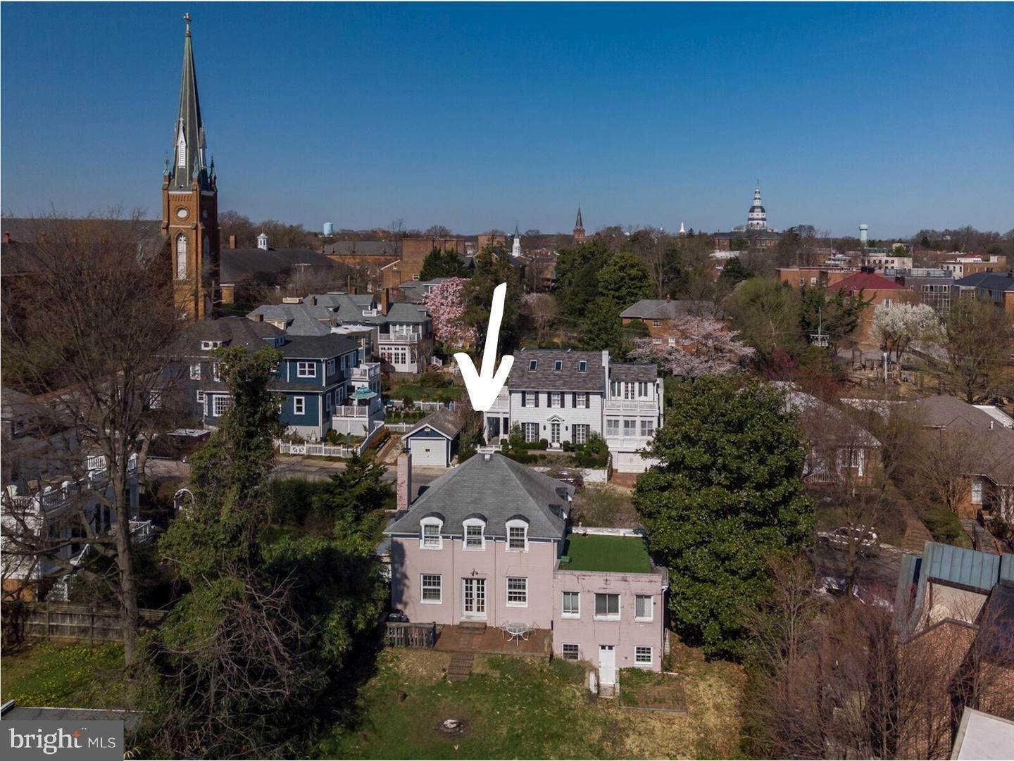 28. Single Family Homes bei Annapolis, Maryland, 21401 Vereinigte Staaten