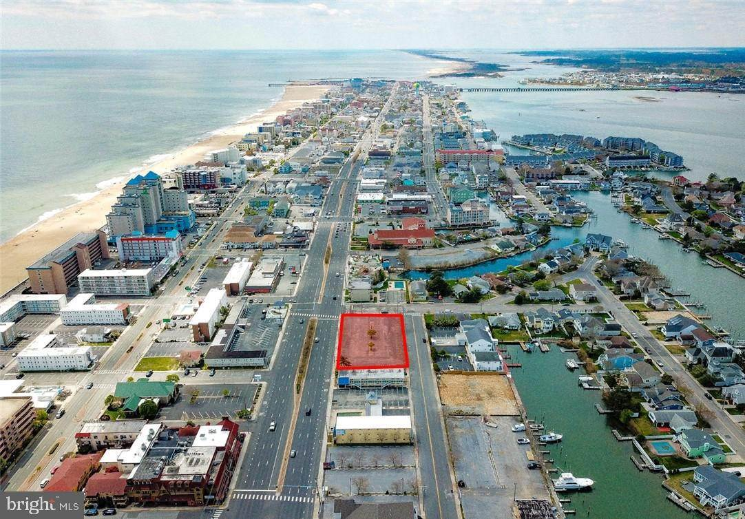 Land for Sale at Ocean City, Maryland, 21842 United States