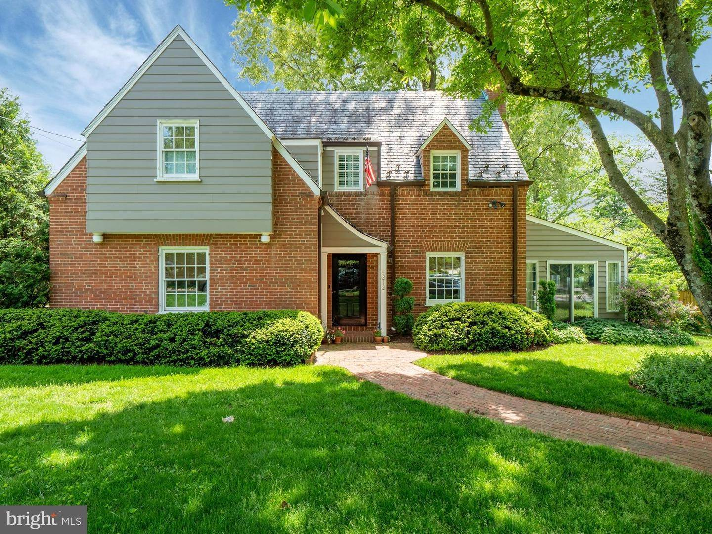 Single Family Homes for Sale at Chevy Chase, Maryland, 20815 United States