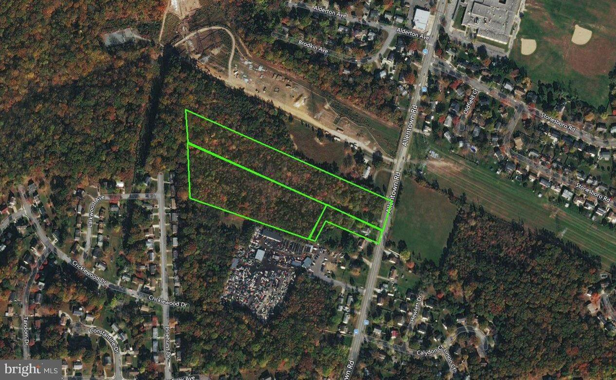 Land for Sale at Fort Washington, Maryland, 20744 United States