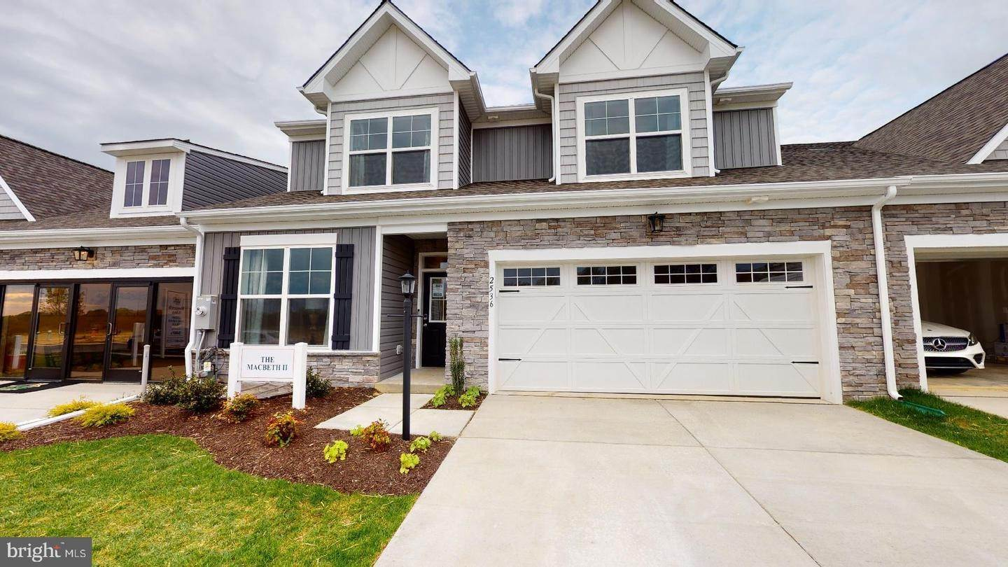 Single Family Homes pour l Vente à Fallston, Maryland, 21047 États-Unis