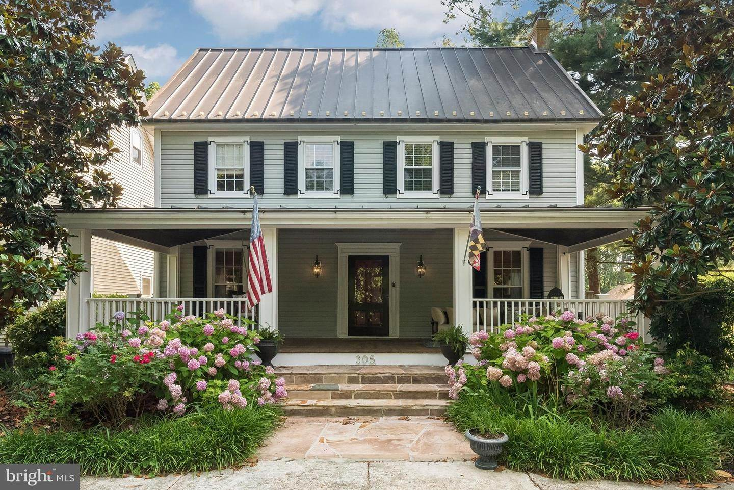 Single Family Homes for Sale at Queenstown, Maryland, 21658 United States