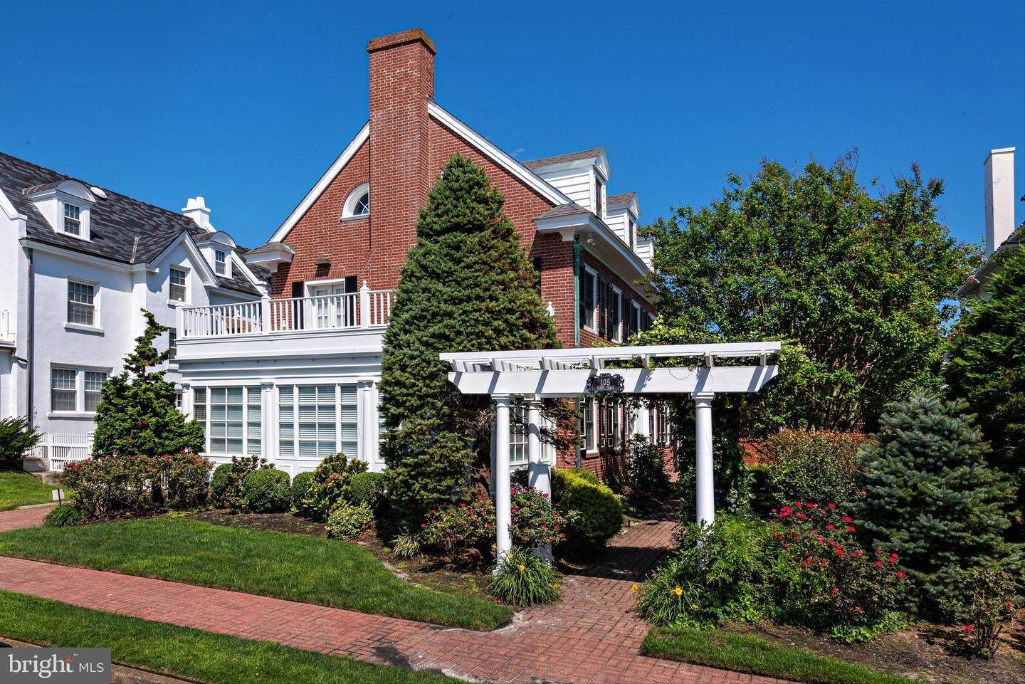 Single Family Homes for Sale at Ventnor City, New Jersey, 08406 United States
