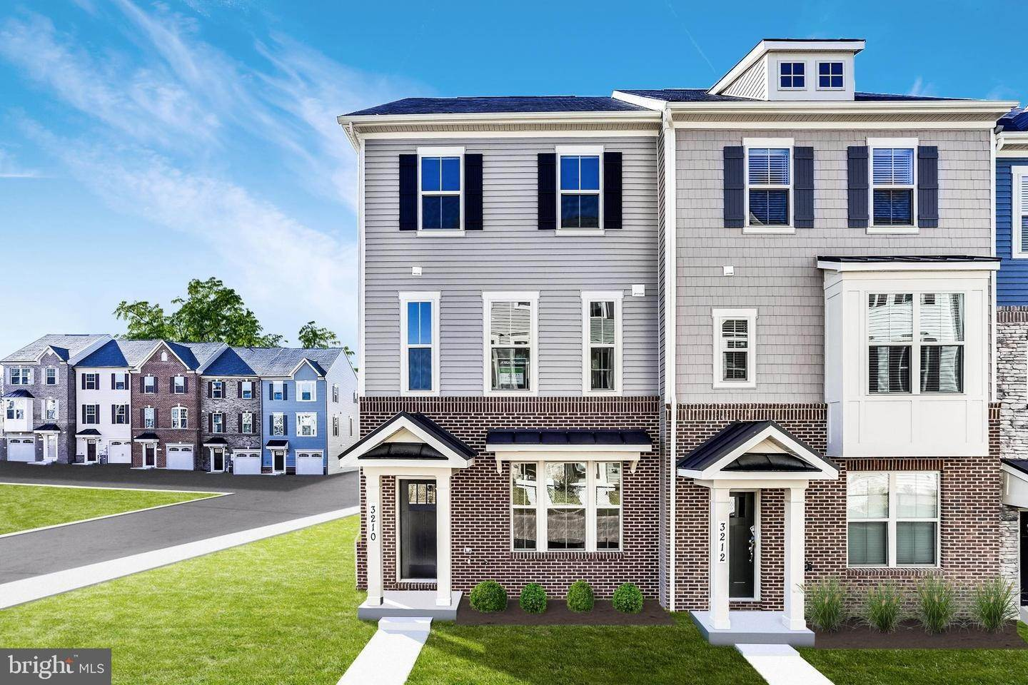 Single Family Homes for Sale at Hanover, Maryland, 21076 United States