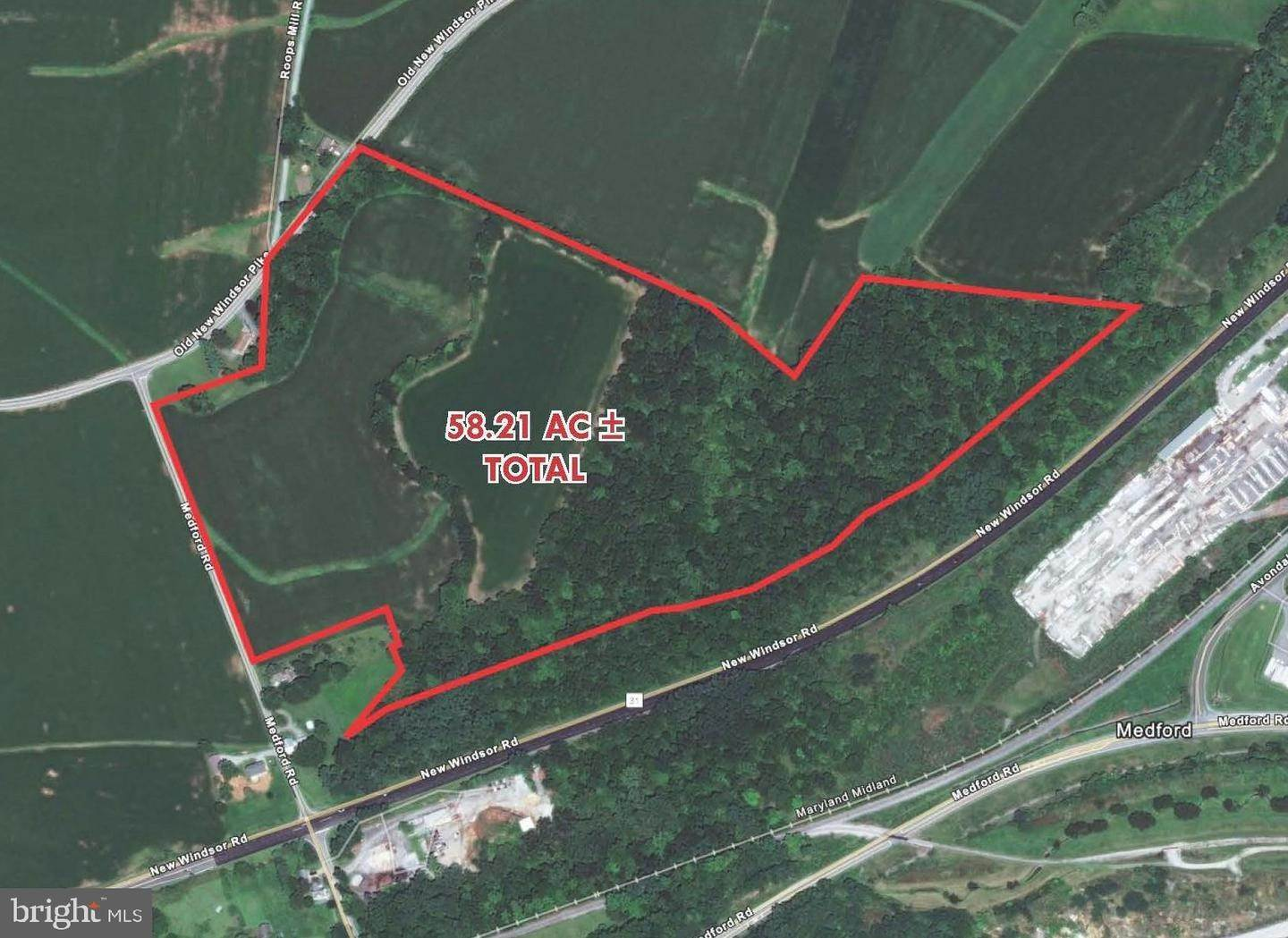 Land for Sale at Westminster, Maryland, 21158 United States