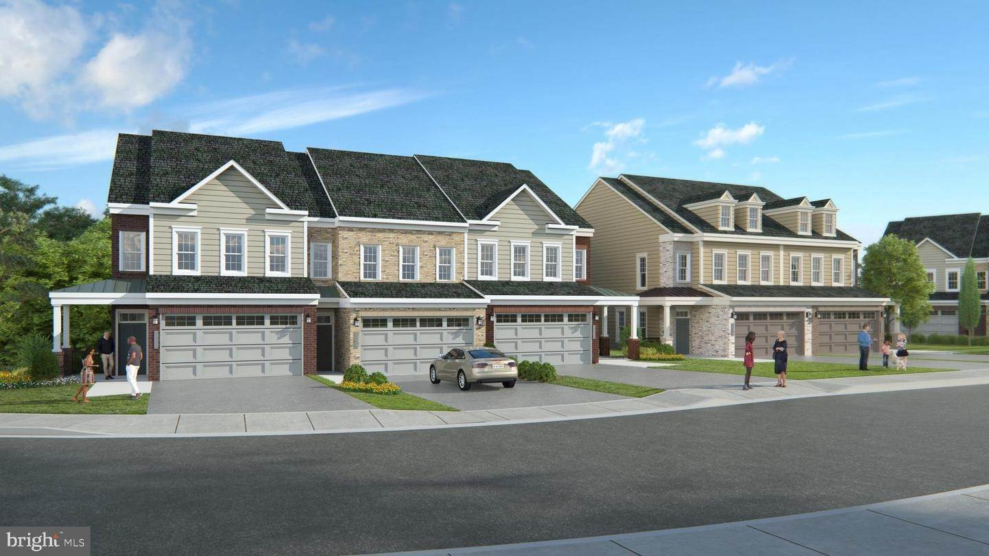 Single Family Homes pour l Vente à Columbia, Maryland, 21046 États-Unis