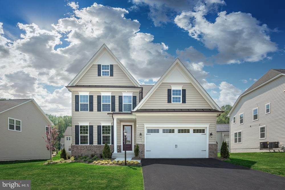 Single Family Homes for Sale at Frederick, Maryland, 21704 United States