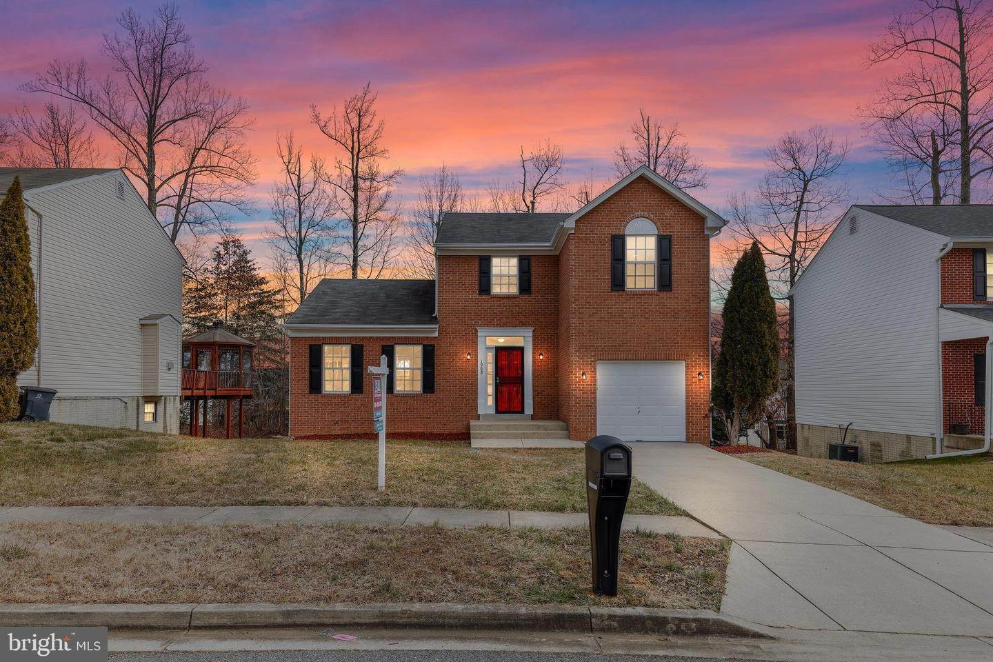 Single Family Homes for Sale at District Heights, Maryland, 20747 United States