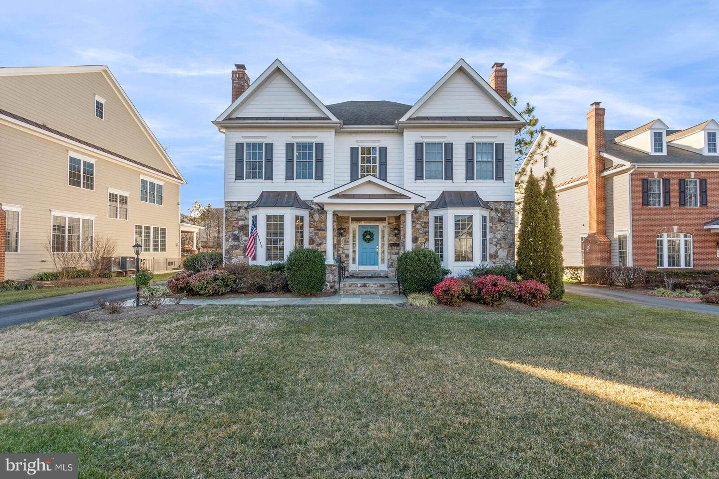 Single Family Homes for Sale at Herndon, Virginia, 20170 United States