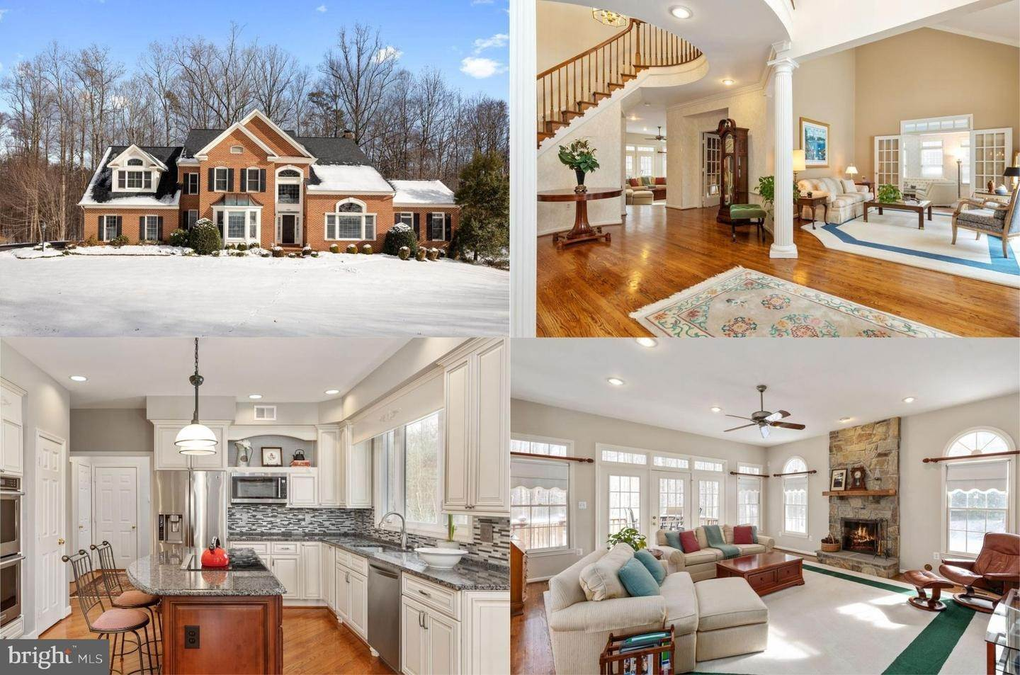 Single Family Homes for Sale at Fairfax Station, Virginia, 22039 United States