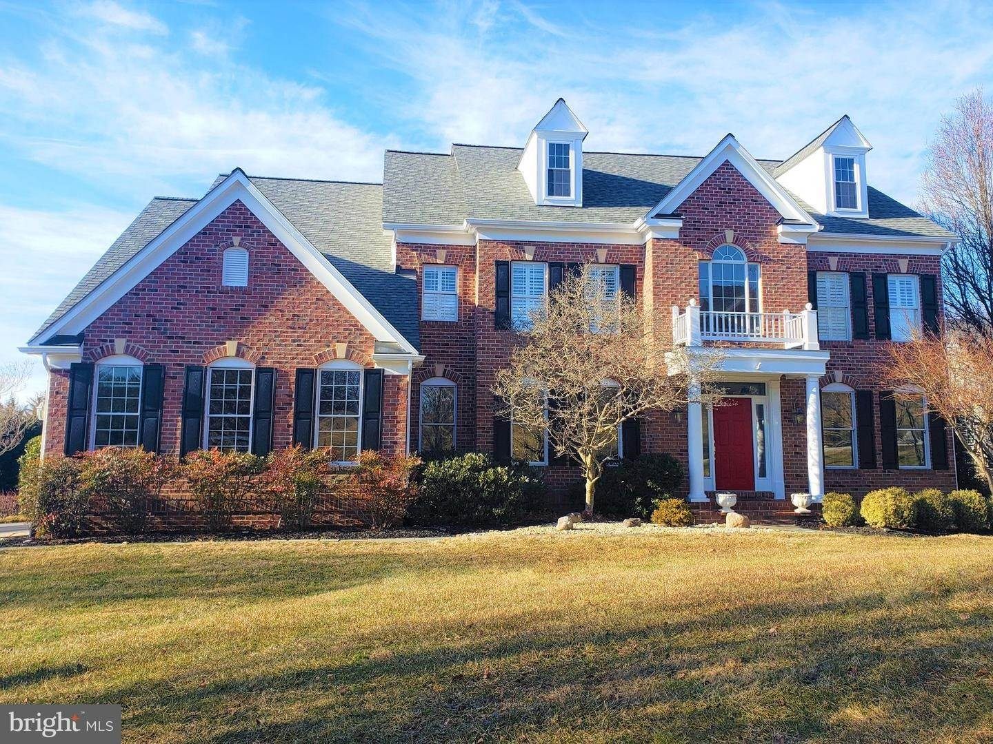 Single Family Homes pour l Vente à Glenwood, Maryland, 21738 États-Unis