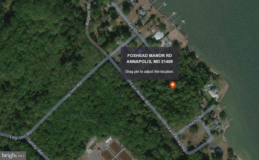 Land for Sale at Annapolis, Maryland, 21409 United States