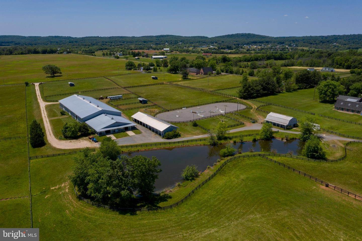 Farm for Sale at Leesburg, Virginia, 20176 United States